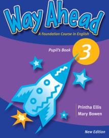 Way Ahead New Edition Level 3 Pupil's Book & CD ROM Pack