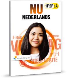 NU Nederlands 2e ed 1F/2F leerwerkboek(deel A en B)+ online jaarlicentie student
