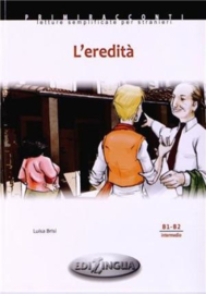 L'eredità + audio-cd