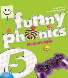 Funny Phonics 5 Students Book