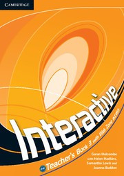 Interactive Level3 Teacher's Book with Web Zone access