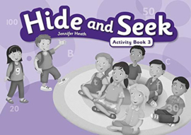 Hide And Seek Level 3 Activity Book + Audio Cd