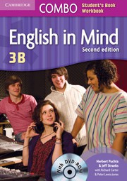 English in Mind Second edition Level3B Combo with DVD-ROM