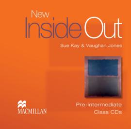 Inside Out New Pre-intermediate  Class Audio CDs (3)