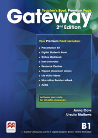 Gateway 2nd edition B1 Teacher's Book Pack