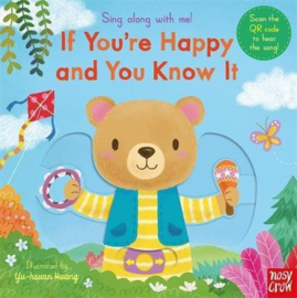 Sing Along With Me! If You're Happy and You Know It (Novelty Book – Reissue)