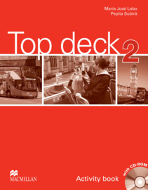 Top Deck Level 2 Activity Book and Pupil's CD-ROM Pack