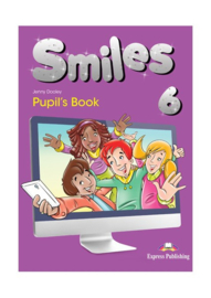 Smiles 6 Pupils Book International