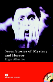 Seven Stories of Mystery and Horror Reader with Audio CD