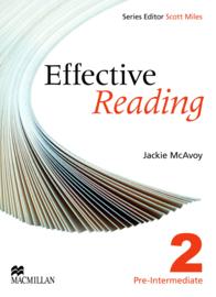Effective Reading Pre-intermediate Student's Book