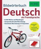 PONS Bildwörterbuch Deutsch als Fremdsprache, m. Online-Zugang