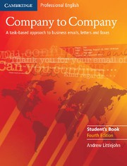 Company to Company Fourth edition Student's Book