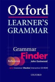 Oxford Learner's Grammar:: Grammar Finder : With Grammar Checker Interactive CD-ROM
