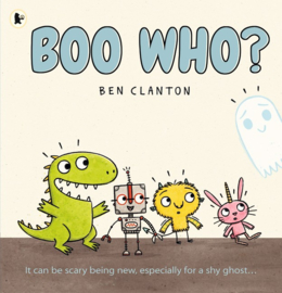Boo Who? (Ben Clanton)