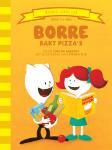 Borre bakt pizza's (Jeroen Aalbers)