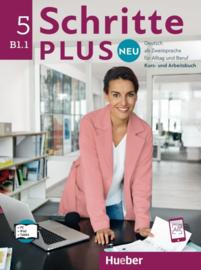 Schritte plus Neu 5 Interactief Digitaal Studentenboek en Werkboek