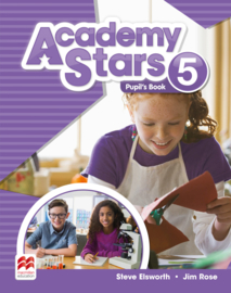 Academy Stars Level 5 Pupil's Book Pack
