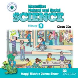 Macmillan Natural and Social Science Level 6 Class Audio CD (3)