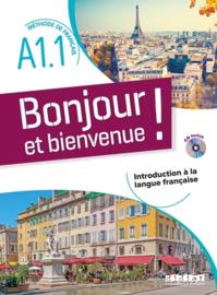 Bonjour et bienvenue ! - Méthode de français A1.1