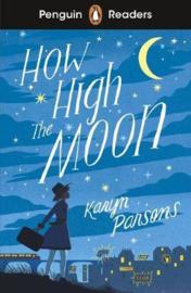 Penguin Readers Level 4: How High The Moon (ELT Graded Reader) (Paperback)