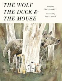 The Wolf, The Duck And The Mouse (Mac Barnett, Jon Klassen)