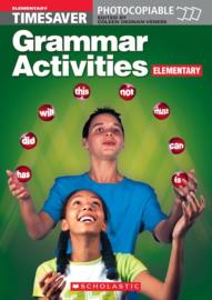 Grammar Activities: Elementary