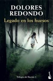 TRILOGIA DEL BAZTAN II LEGADO DE HUESOS