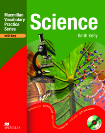 Macmillan Vocabulary Practice Series - Science Science Practice Book & CD-ROM Pack with Key