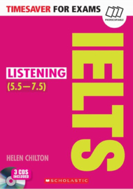 Timesaver for Exams: IELTS Listening (5.5 - 7.5) + CD