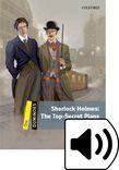 Dominoes One Sherlock Holmes: The Top-secret Plans Audio