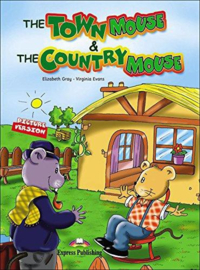 The Town Mouse And The Country Mouse Set With Multi-rom Pal (audio Cd/dvd)