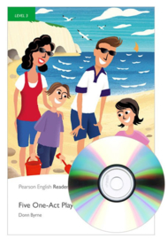 Five One-Act Plays Book & CD Pack