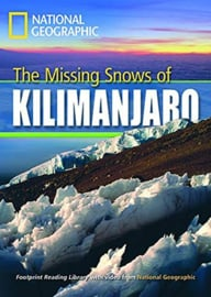 Footprint Reading Library 1300: Missing Snow Kilimanjaro with Multi-rom (x1)