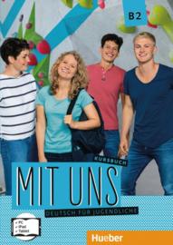 Mit uns B2 – Interactief Digitaal Studentenboek