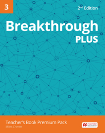 Breakthrough Plus 2nd Edition Level 3  Teacher's Book Pack