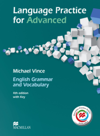 Language Practice Series Advanced 4th edition Student's Book and extra practice with key Pack