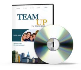 Team Up 3 Class Digital Book - Dvd