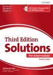 Solutions Pre-intermediate Teacher's Pack