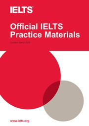 Official IELTS Practice Materials 1 Paperback with Audio CD