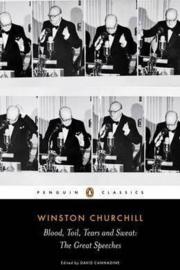 Blood, Toil, Tears And Sweat (Winston Churchill)