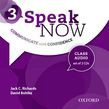 Speak Now 3 Class Audio Cds