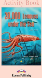 20,000 Leagues Under The Sea Activity Book