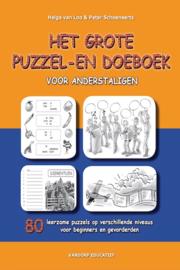 Het groot puzzel- en doeboek voor anderstaligen
