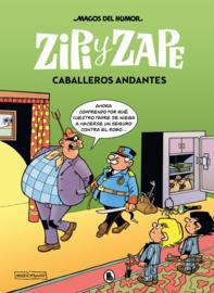 CABALLEROS ANDANTES MAGOS DEL HUMOR 8