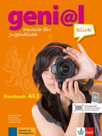 geni@l klick A1.1 Studentenboek met Audio bij de Download