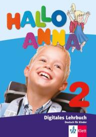 Hallo Anna 2 Lehrbuch digital