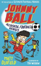 Johnny Ball: Accidental Football Genius (Matt Oldfield)
