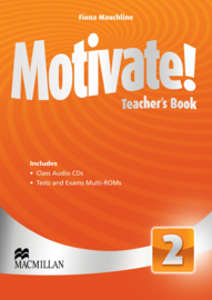 Motivate! Level 2 Teacher's Book & Audio CD & Test CD Pack