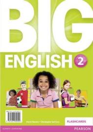 Big English Level 2 Flashcards