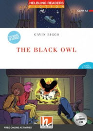 The Black Owl + CD